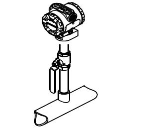 压力变送器测量气体压力时的安装要求
