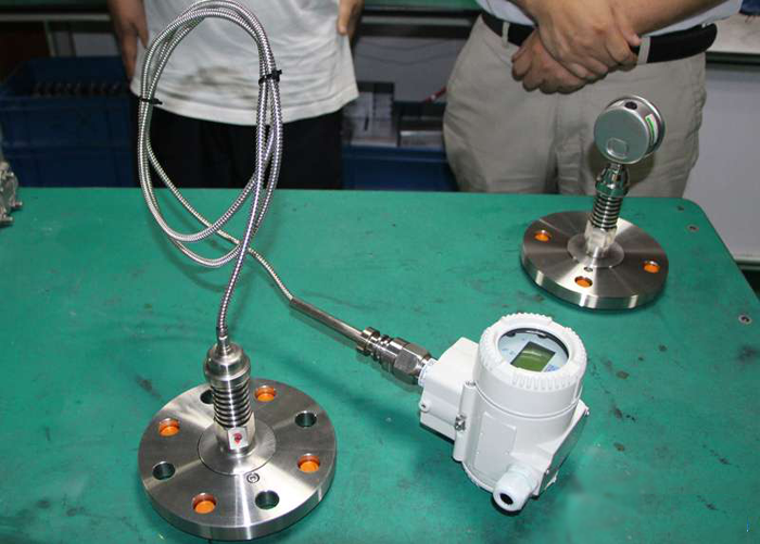 600℃超高温远传压力变送器