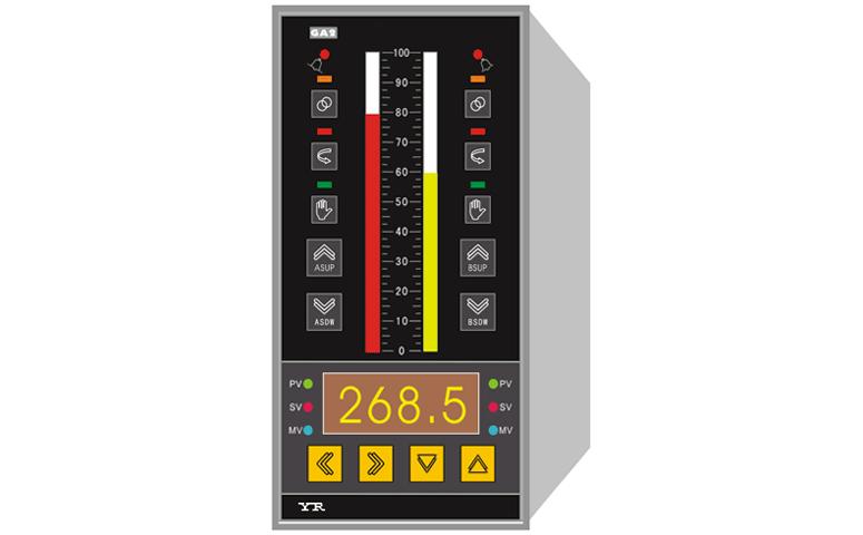 昌晖多回路可编程调节器YR-GA2