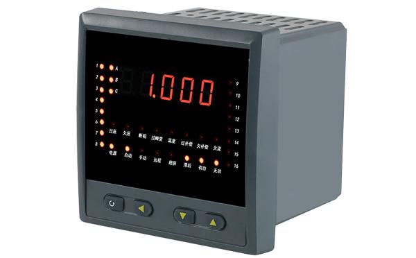 低压无功功率自动补偿控制器
