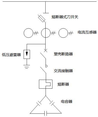 关于电容补偿柜主要元件选型和配置的一些经验7 / 作者:yunrun / 帖子ID:3041935,23386181