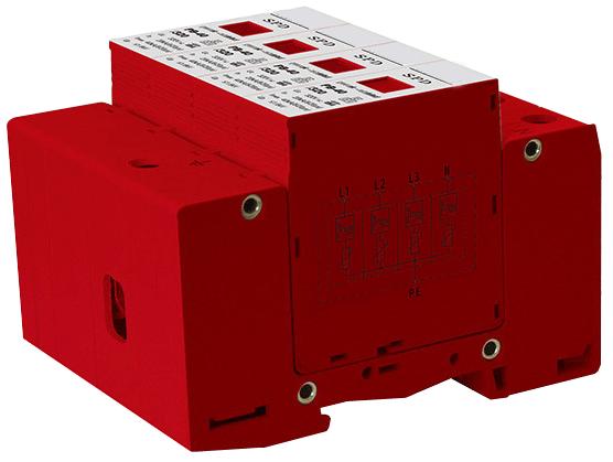 三相交流电源电涌保护器