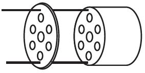一体结构型均温块