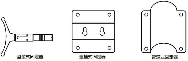 电导率在线监测仪安装固定支架